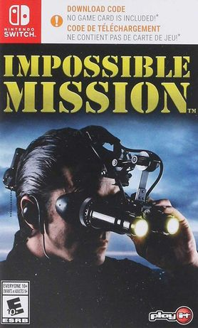 Nintendo Switch- Impossible Mission
