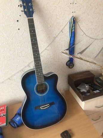 Продам гитару отличном состоянии