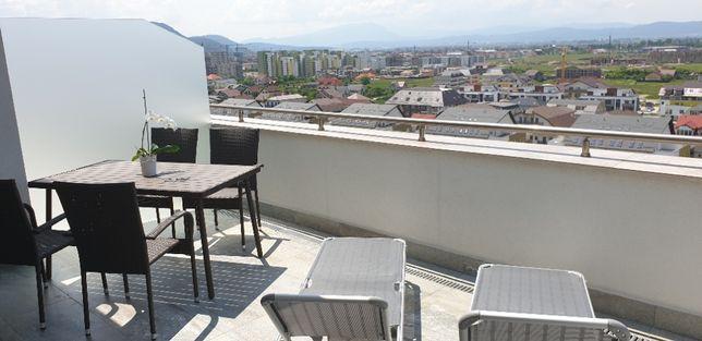 Apartament nou, 2 camere, Panoramic, Regim hotelier