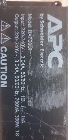 Sursa ups 12v la 220v 400w functionala baterie slaba