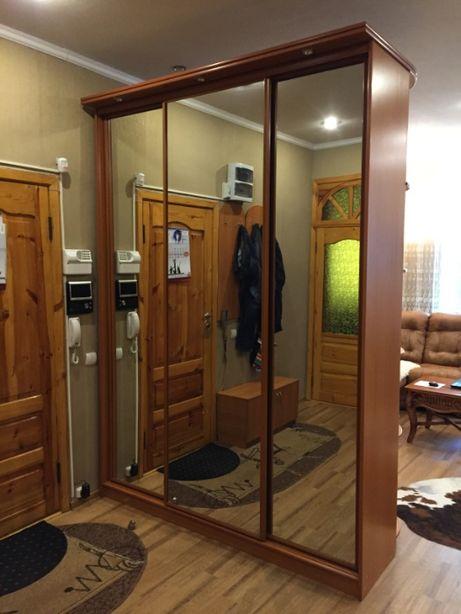Шкаф для гостиной и прихожей, двухсторонний