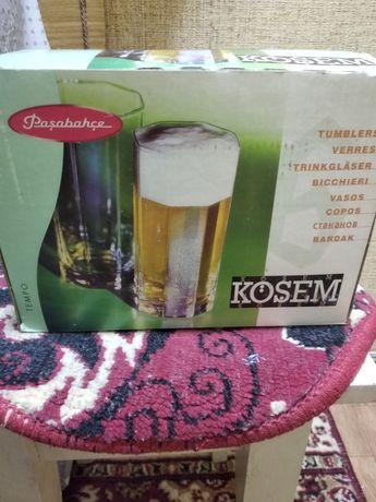 Продам стаканы Турция для пива