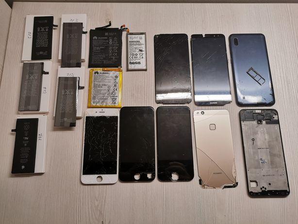 iPhone 6/6s, Mate 10 lite, p10 lite, nova 5t, A10, a50