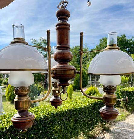 Лампи от месинг - внос от Холандия