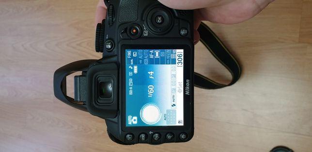 Nikon D3100 Kit cu obiectiv 18-55mm VR