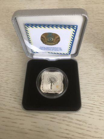 Коллекционные монет в капсуле