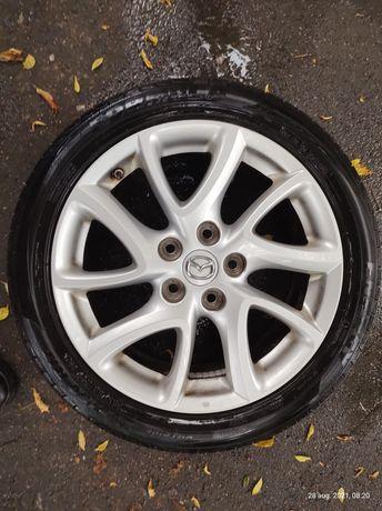 Jante Mazda R17 5x114,3 cu anvelope