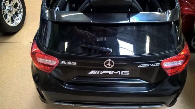Masina electrica Mercedes ML63 AMG cu acumulator de 12 V si cu 2 motoa