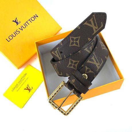 Curea din piele naturala Louis Vuitton,Gucci,Fendi