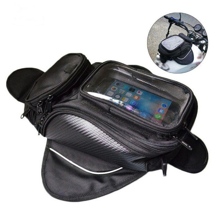 Магнитна чанта MONSTER за резервоар мотор мотоциклет мото чанта раница