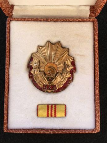 Ordinul Muncii RSR clasa a III-a nr.2