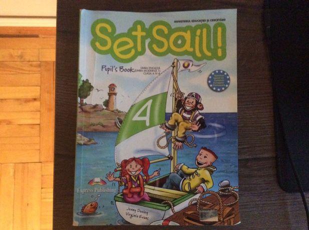 Set sail -4 manual
