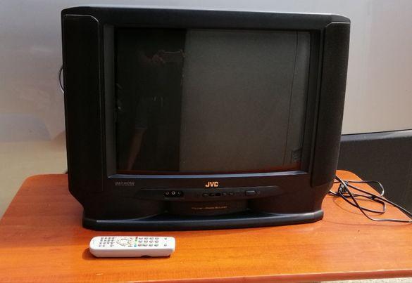 Телевизор JVC AV-J21T-SC Hyper Bass Saund 21 инча