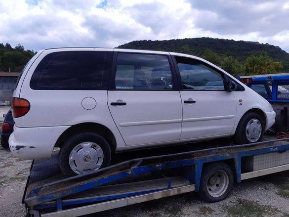 VW Sharan 1.9 tdi, 1997 г на части