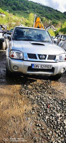 Dezmembrez Nissan Navara d22, 2.5 dci