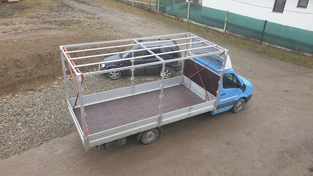 Bena platforma 10 ewp full dur aluminiu