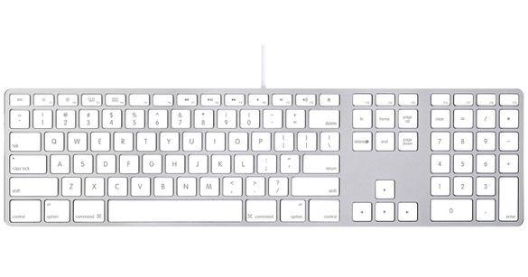 Apple Keyboard клавиатура Ейпъл