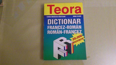 Dictionar francez-roman,roman-francez 35.000 cuvinte