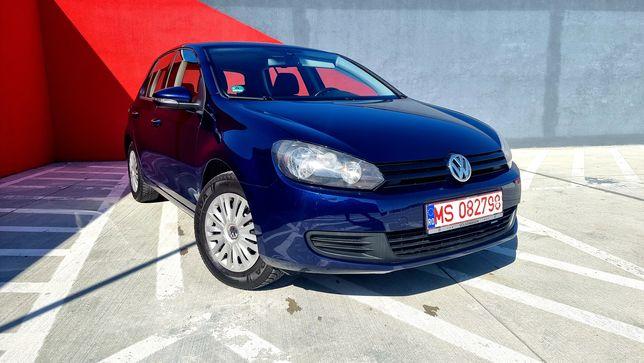 Volkswagen Golf VI Benzina Euro 5