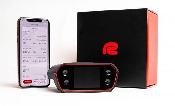 Racebox GPS измервателно устройство за драг и пистово каране с WiFi