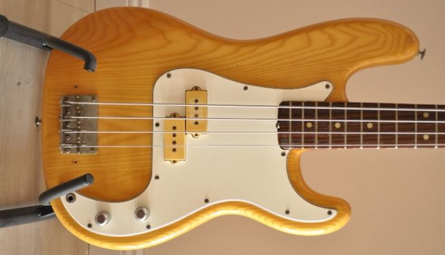 Chitara bas Aria Pro II Precision bass 1977 Matsumoku Japan