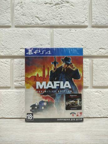 Mafia: Definitive Edition (playstation 4) PS4