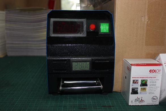Машина за изработване на печати