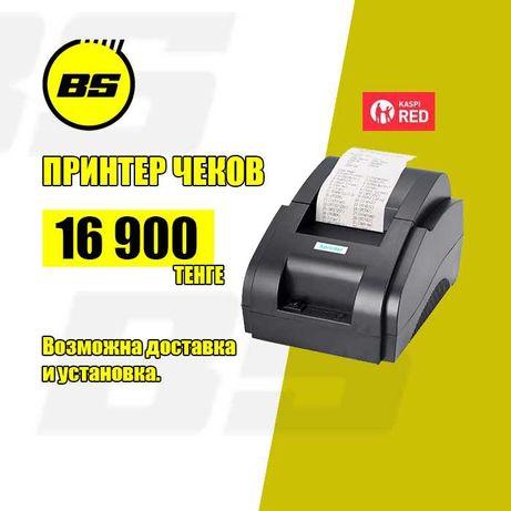 Принтер чеков термопринтер чековый принтер