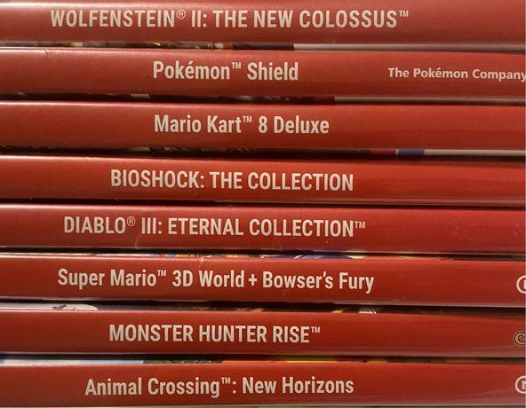 Игры на Nintendo switch