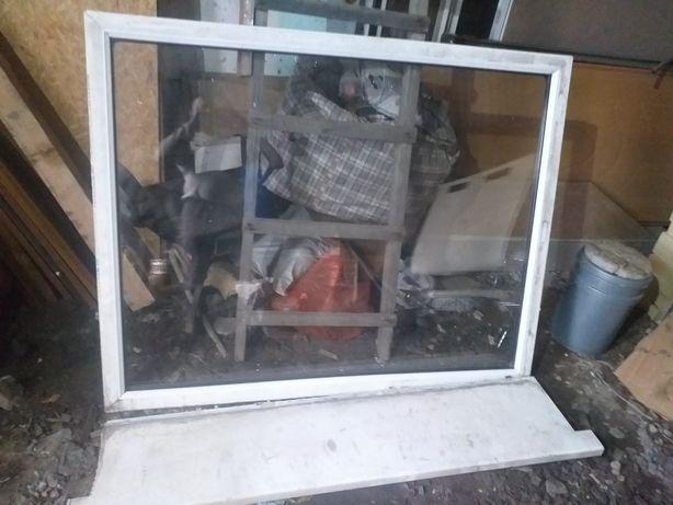 158  на 125 пластиковое окно
