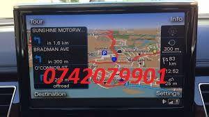Harti Navigatie 2021 Audi A4 A6 S6 A7 S7 A8 MMi 3G+ 3GPlus