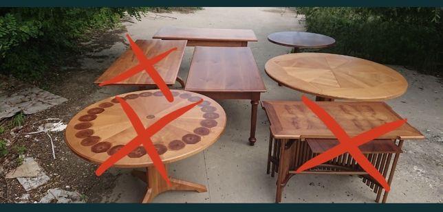 Mese lemn masiv , artizanale