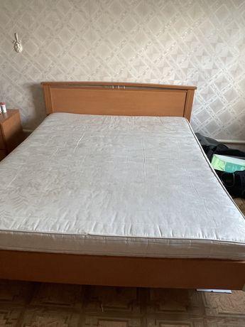 Кровать двухья