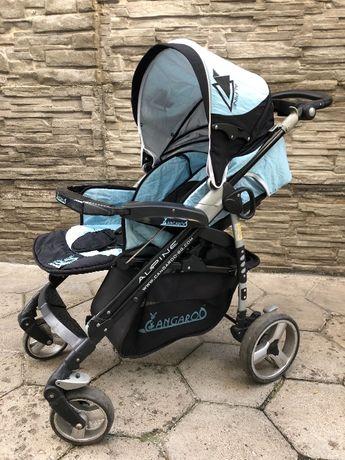 Детска комбинирана количка Cangaroo Alpine