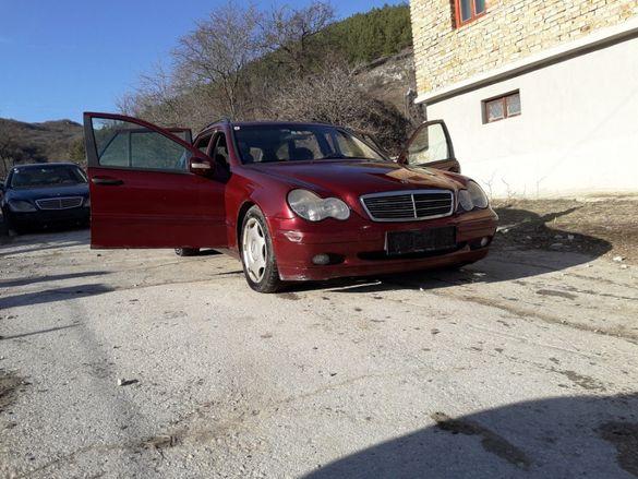 Mercedes W203 C270 CDI 170 к.с . НА ЧАСТИ! Мерцедес В203 Ц270 цди