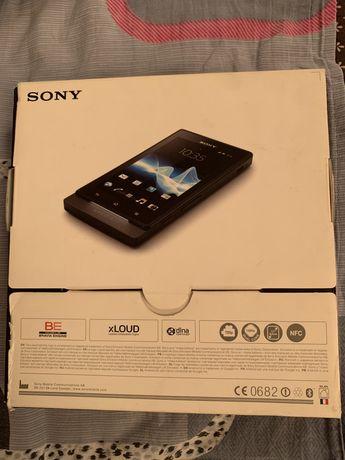 Sony xperia sola продам на запчасти