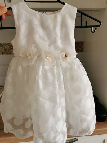 Бяла рокляза кръщене