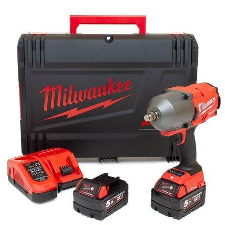 Milwaukee onefhiwf12-502 pisto cheie impact 2000nm nou 2020