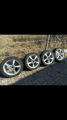 Jante aluminiu originale 5x112 R17 vw Audi skoda seat barum