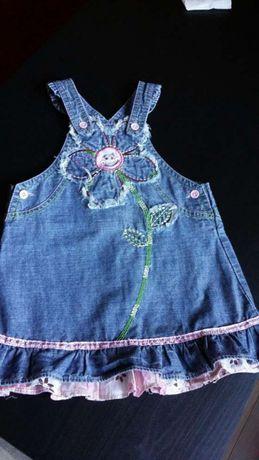 Sarafan/rochiță feteblugi