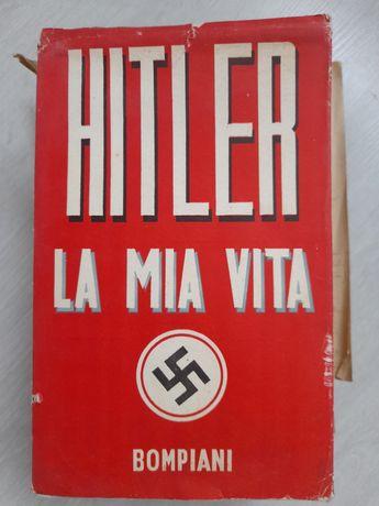 Carte La mia vita Adolf Hitler Italiana