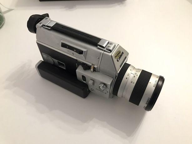 Canon super 8 aparat video vintage