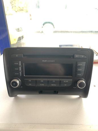 Ченжър радио аудио за ауди тт mk2