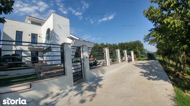 Vila eleganta | Smart Home | Buftea - Lac - Ponton