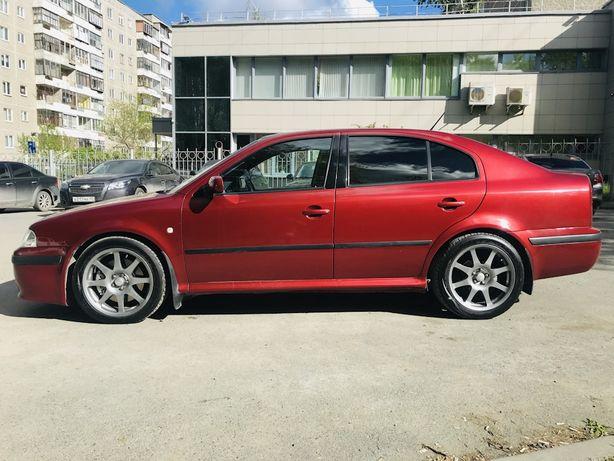 Ковка ВСМПО Пантера R17 5x100 (Volkswagen, Skoda, Subaru)