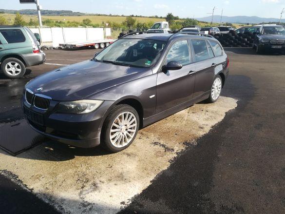 BMW Е91 318d 143к.с На Части