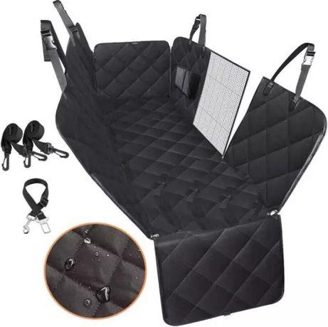 husa auto caini, animale de companie, husa protectie scaune