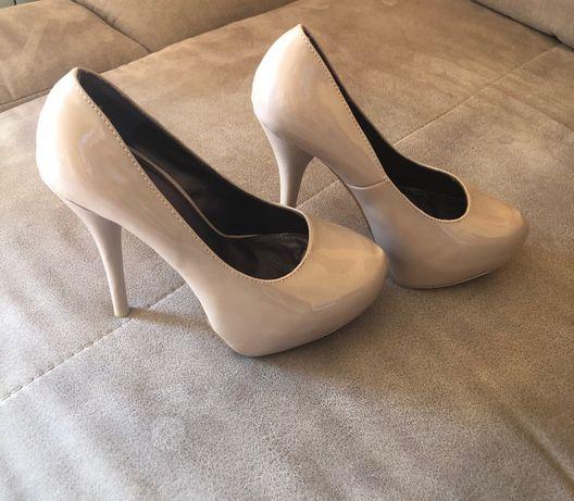 Дамски обувки (нови), р-р 39 гр. Сопот - image 4