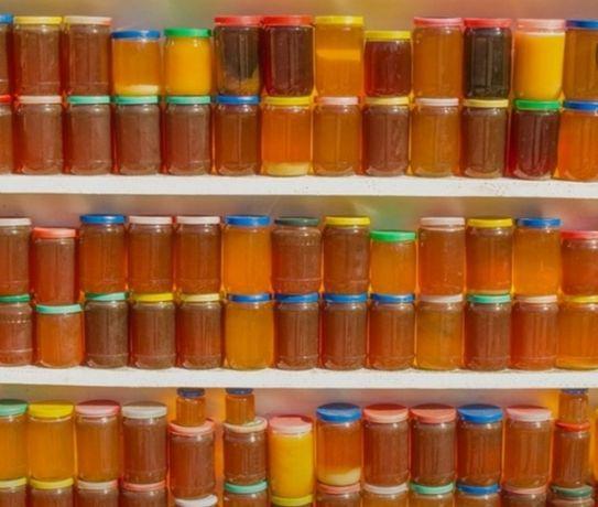 Мёд разнотравье. Натуральный. Без добавок. Чистый. Приходите пробуйте