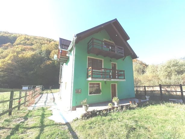 Casa de vacanta - pensiune Valea Bozomului - Apata Brasov